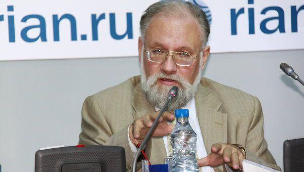 Глава ЦИК РФ Владимир Чуров. Архив
