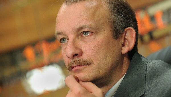 Директор по макроэкономическим исследованиям ГУ-ВШЭ Сергей Алексашенко. Архив
