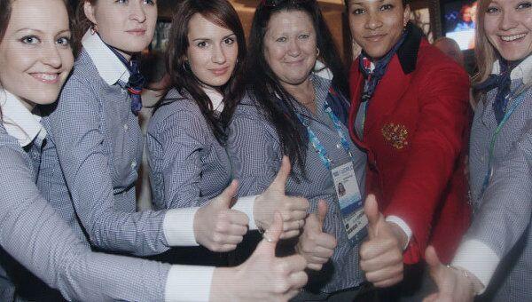Россиянки выиграли этап Мирового тура по керлингу в Канаде