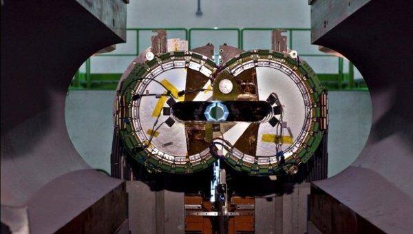 Установка TOTEM на Большом адронном коллайдере