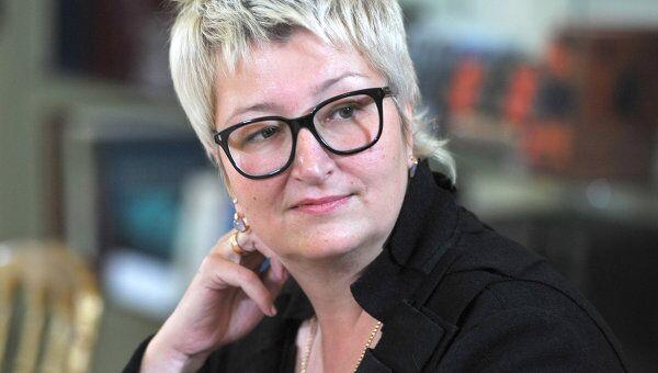 Писатель Татьяна Устинова