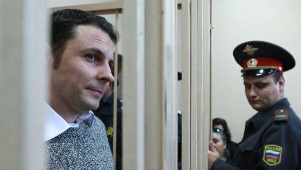 Оглашение приговора Антону Мухачеву
