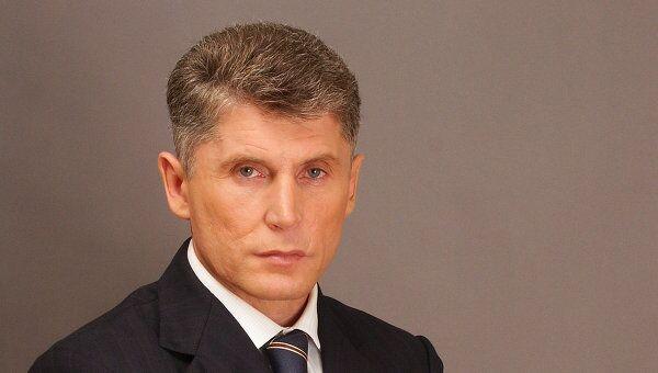 Губернатора Амурской области Олег КОЖЕМЯКО