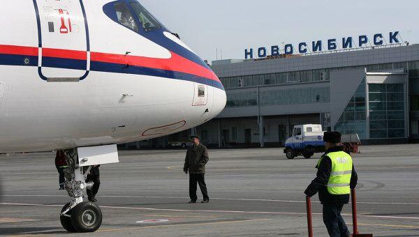 Самолет во Франкфурт вылетел из Новосибирска с задержкой в 7,5 часа