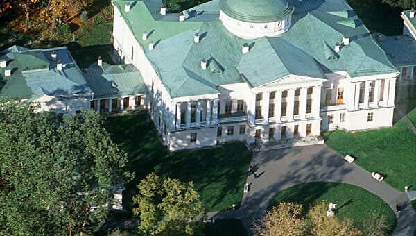 Московский музей-усадьба Останкино, архивное фото