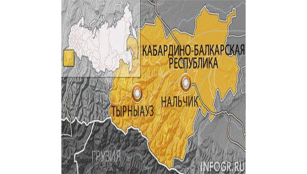 Взрыв произошел в кабардино-балкарском городе Тырныауз