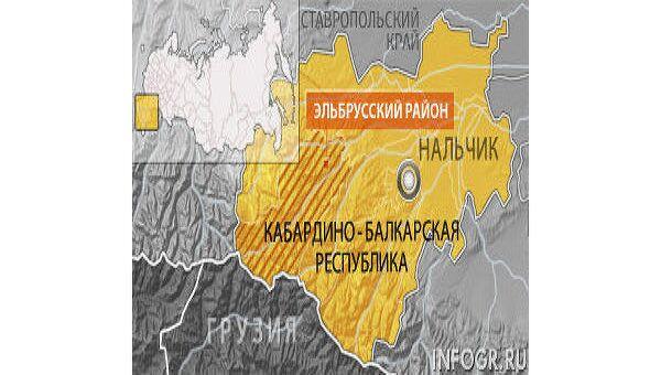 Эльбрусский район Кабардино-Балкарии