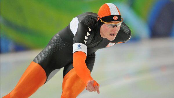 Олимпиада - 2010. Конькобежный спорт. Мужчины. 5000 м