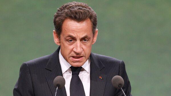 Николя Саркози, архивное фото