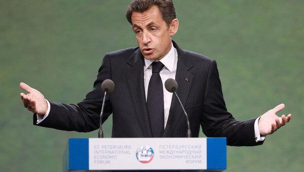 Николя Саркози. Архив