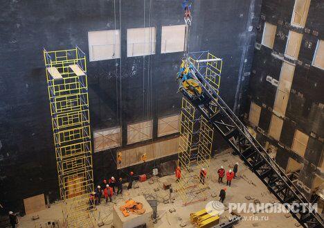 Реконструкция Государственного академического Большого театра России