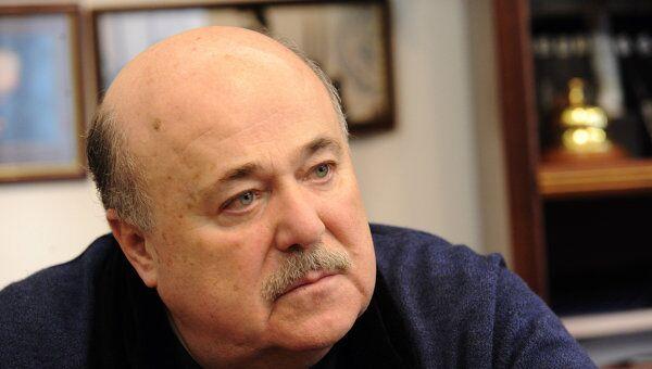 Председатель Союза театральных деятелей России Александр Калягин