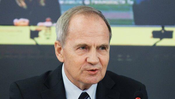 Председатель Конституционного Суда РФ Валерий Зорькин