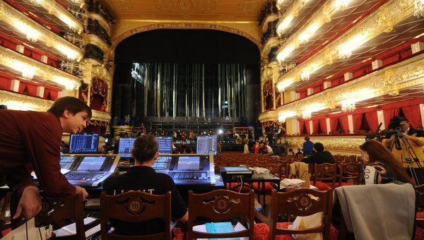 Интерьеры Большого театра после завершения реконструкции