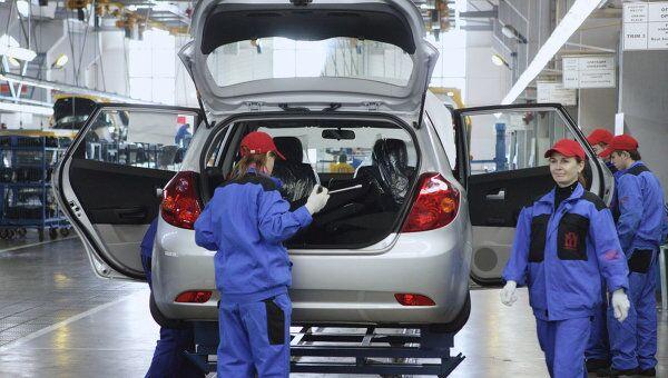 На заводе Автотор началась сборка  хетчбэка KIA Cee'd. Архив