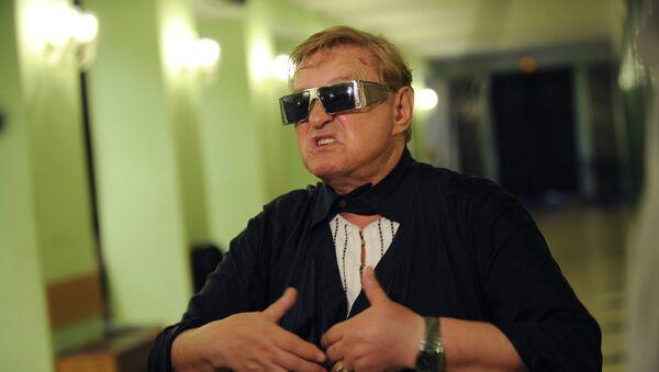 Художественный руководитель Театра Романа Виктюка Роман Виктюк. Архивное фото