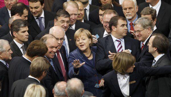 Саммит ЕС в Германии