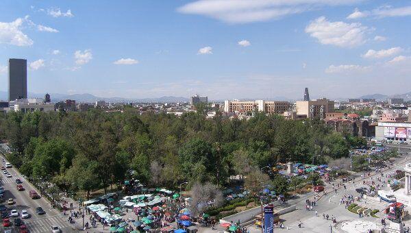 Мехико. Архив