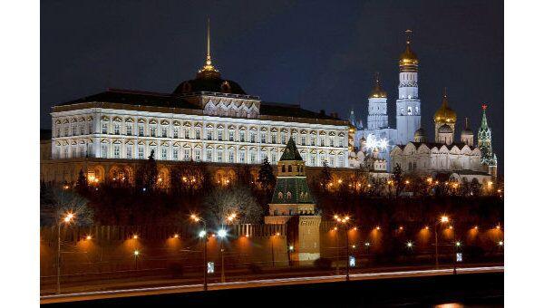 Московский Кремль. Большой Кремлевский Дворец. Благовещенский собор