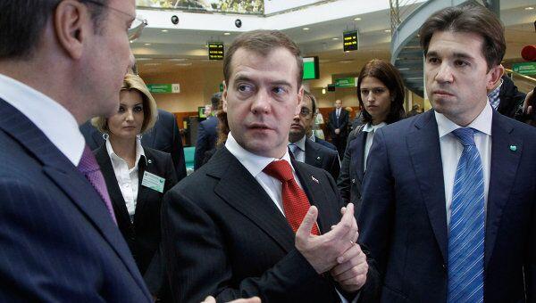Совещание Совета по созданию Международного финансового центра в Москве