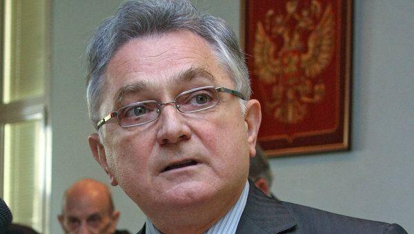 Судья Европейского суда по правам человека Анатолий Ковлер