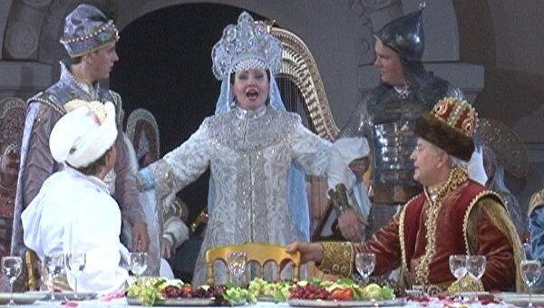 Нескромную Людмилу покажут на сцене Большого театра в новом сезоне