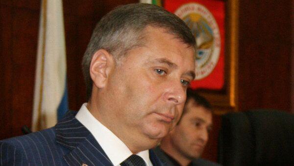 Алексей Воробьев - новый глава правительства Ингушетии