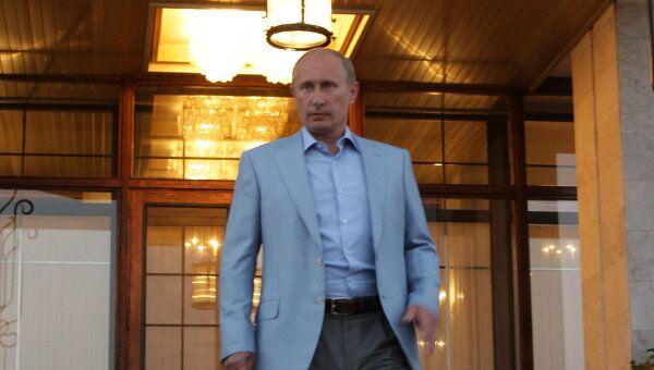 Премьер-министр РФ Владимир Путин ответил на вопросы журналистов