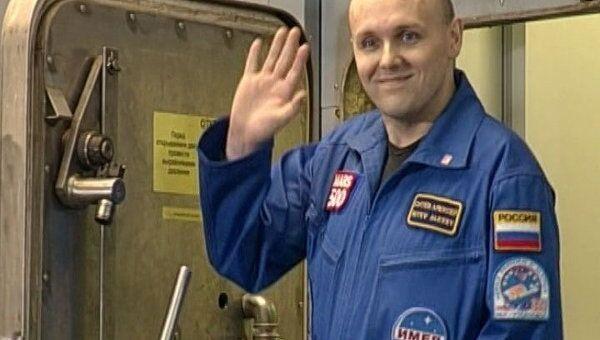Вернувшихся на Землю участников МАРС-500 встречали аплодисментами