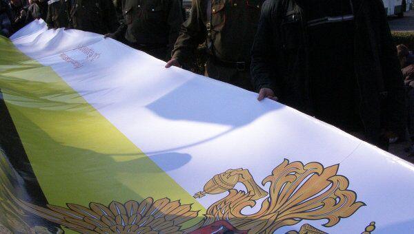 В Севастополе празднуют День народного единства.