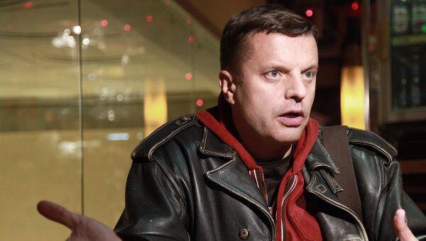 Журналист и телеведущий Леонид Парфенов
