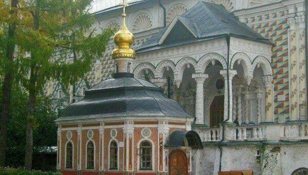 Троице-Сергиева лавра. Архив