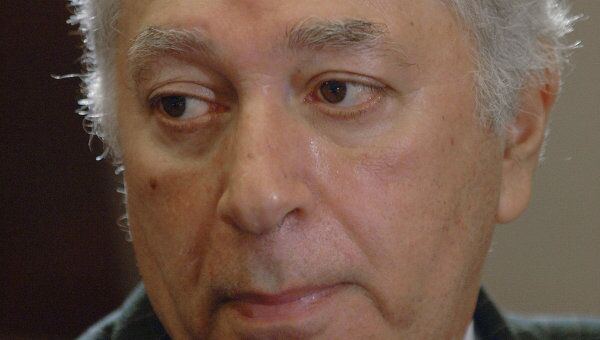 Народный артист РФ Георгий Мовсесян