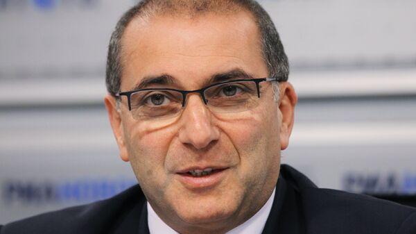 Президент Ассоциации банков России Гарегин Тосунян. Архивное фото