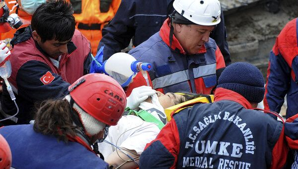 Гражданин Японии Ацуси Миядзаки, спасенный в Турции после разрушительного землетрясения