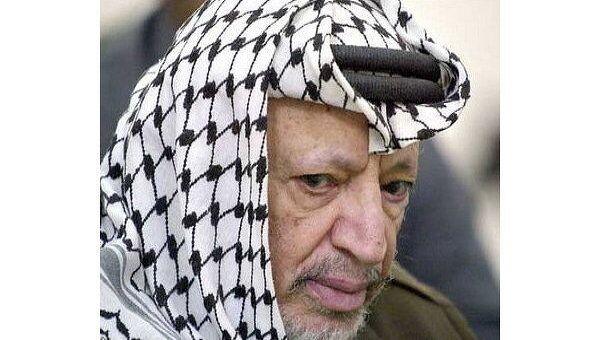 Ясир Арафат. Архив
