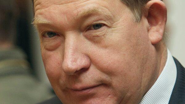 Начальник ГИБДД России Виктор Кирьянов