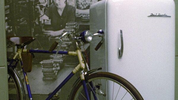 Первый советский холодильник ЗиЛ