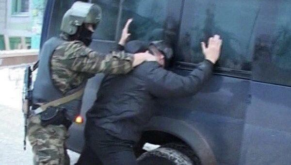 Задержание участников организованной преступной группировки в Гусь-Хрустальном. Архив