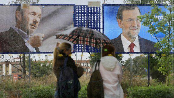 Досрочные парламентские выборы в Испании