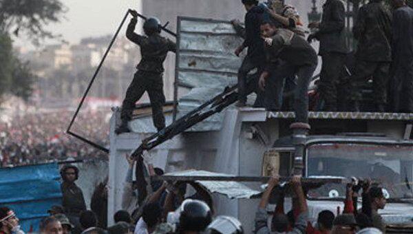МИД рекомендует россиянам не посещать районы Египта, где идут акции протеста