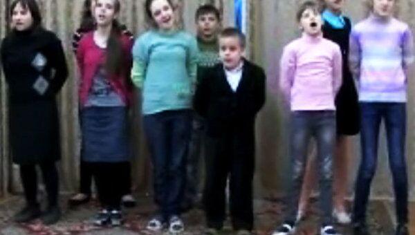 Благотворительная акция школьников в Бресте