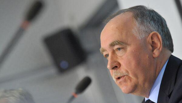 Глава ФСКН России Виктор Иванов, архивное фото
