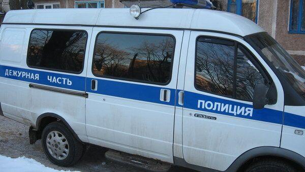 Автомобиль дежурной части полиции