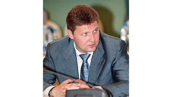 Вице-президент по корпоративной безопасности РЖД Александр Бобрешов