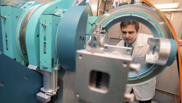 Работа Курчатовского центра синхротронного излучения и нанотехнологий. Архивное фото