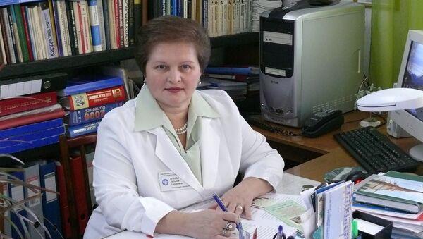 Татьяна Агеева, д.м.ню, профессор кафедры пропедевтики внутренних болезней СибГМУ