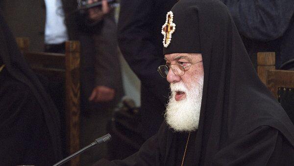 Католикос-Патриарх всея Грузии Илия II. Архив