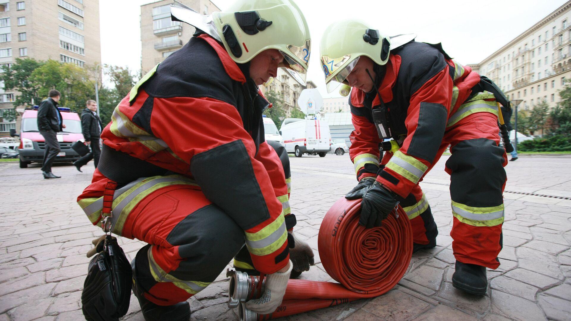 Пожару в жилом доме в Ростове присвоили четвертый уровень сложности