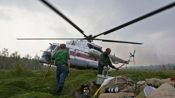 Пропавшего мальчика в Томской области ищут с привлечением вертолета